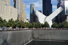 第15周年9/11 4 免版税库存图片