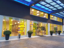 第7威严2017年,吉隆坡 朱鹭设计称呼吉隆坡Sri Damansara旅馆 免版税图库摄影