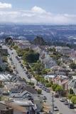第14条大道-旧金山,加利福尼亚 免版税库存照片