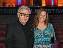 第14次Tribeca电影节的浮华Fair党 库存照片