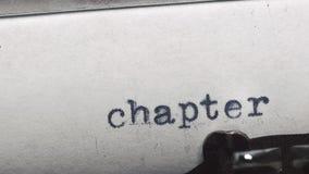 第4章 键入在一台老葡萄酒打字机 影视素材