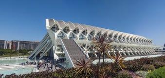 2011第8艺术城市10月照片科学西班牙被采取的巴伦西亚 免版税图库摄影