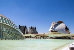 2011第8艺术城市10月照片科学西班牙被采取的巴伦西亚 免版税库存照片