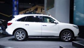 第11辆中国广州国际性组织汽车  免版税库存照片