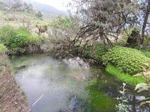 第6达赖・喇嘛湖  免版税库存照片