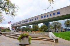 第38 c d浅滩杰拉尔德女士博物馆r总统tussauds美国华盛顿蜡 福特总统博物馆在大瀑布城 免版税库存图片