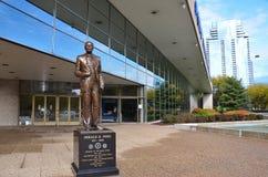 第38 c d浅滩杰拉尔德女士博物馆r总统tussauds美国华盛顿蜡 福特总统博物馆在大瀑布城 库存照片