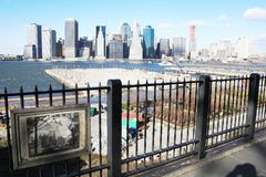 第10 9 11周年纪念 库存照片