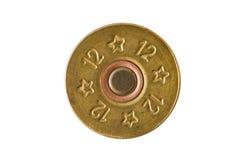 第12杆口径弹药筒狩猎步枪 免版税库存图片