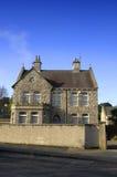 第18世纪住宅 库存照片