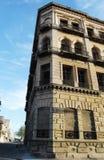 第19个结构世纪蒙得维的亚乌拉圭 库存照片