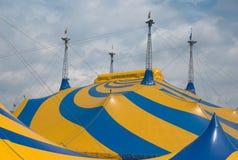 第25周年纪念cirque du蒙特利尔ovo soleil 免版税图库摄影
