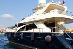 第31国际伊斯坦布尔小船显示 免版税图库摄影