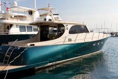 第31国际伊斯坦布尔小船显示 免版税库存照片