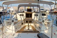 第31国际伊斯坦布尔小船显示 免版税库存图片