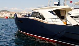 第31国际伊斯坦布尔小船显示 库存照片
