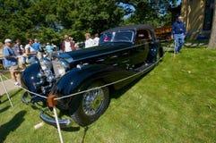 第4个汽车7月显示 图库摄影
