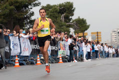 第7场亚历山大巨大国际马拉松 库存图片