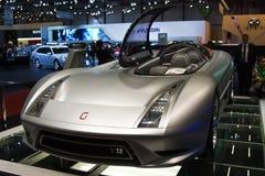 第79个日内瓦国际汽车展示会 库存照片