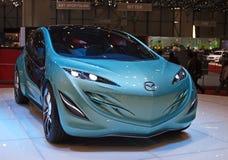 第79个日内瓦国际汽车展示会 库存图片