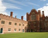 第8个亨利宫殿 库存照片