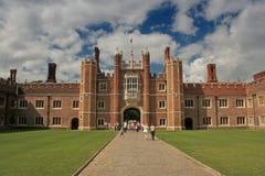 第8个亨利宫殿 免版税库存图片
