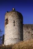 第8城堡世纪dudley英语 库存照片