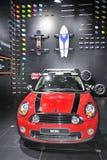 第9个广州国际汽车展示会 免版税库存照片