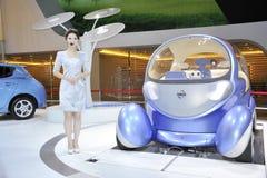 第9个广州国际汽车展示会 库存照片
