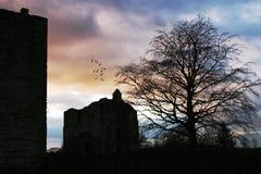 等城堡 免版税图库摄影