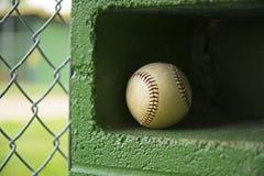 等待的小职业棒球联盟季节 免版税库存图片