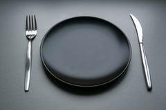 等待的食物 免版税库存照片