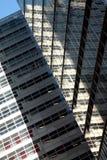 建筑反射 免版税库存照片
