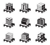 建筑和建筑材料 免版税图库摄影