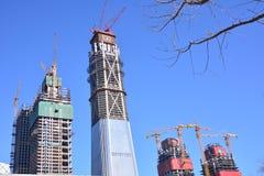 建筑在北京 免版税库存图片