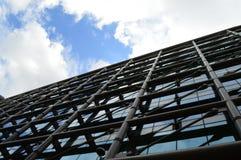 建筑学在伦敦 免版税库存图片