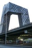 建筑学在北京 库存图片
