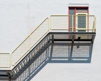 建筑学在荷兰 库存照片