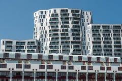 建筑学在荷兰 图库摄影