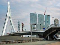 建筑学在荷兰 免版税库存照片