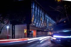 建筑学在México市WTC 库存图片