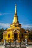 建筑学教会或寺庙设计亚洲样式 库存图片