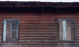 建筑学殖民地暹粒,柬埔寨 免版税图库摄影