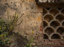 建筑学殖民地金边,柬埔寨 库存照片