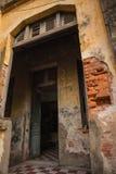 建筑学殖民地金边,柬埔寨 库存图片