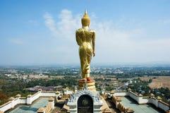建筑学观点,楠府,泰国 免版税库存图片