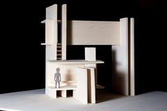 建筑学设计2 库存照片