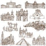 建筑学4 皇族释放例证