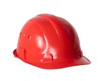 建筑安全帽 库存图片