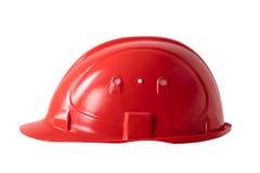 建筑安全帽 库存照片